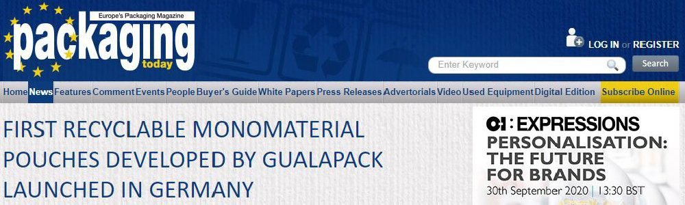 Gualapack Articolo Packaging Today