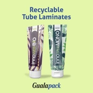 Gualapack Recyclable tube laminates