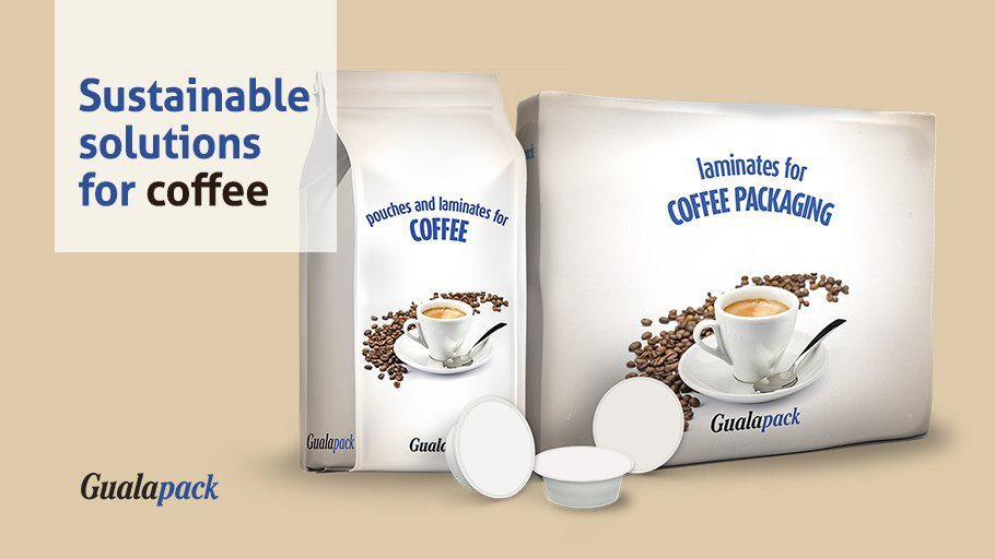 Gualapack Sustainable laminates solutions for coffee