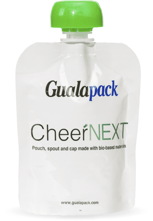 Gualapack Bio-based Pouches