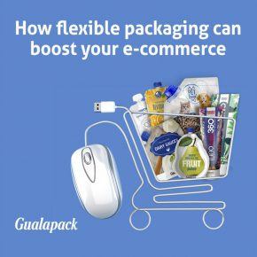 Gualapack flexible packaging e-commerce