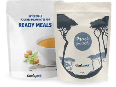 Stand-up Pouches Baby Food